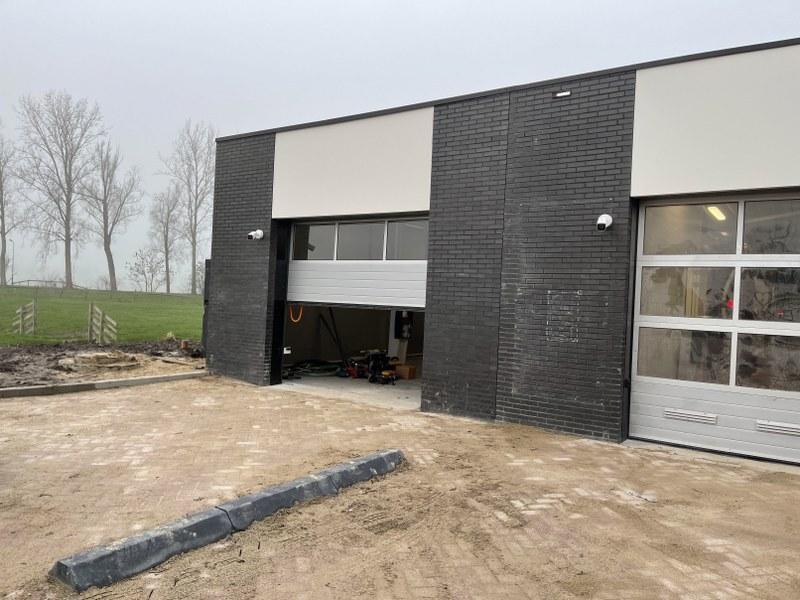 Shell van Vliet in Woerden