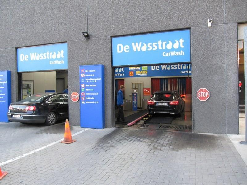 De Wasstraat in Herent